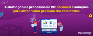 Ilustração do artigo sobre automação de processos de rh