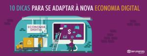 Imagem nova economia digital