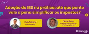 Entrevista sobre IBS na prática