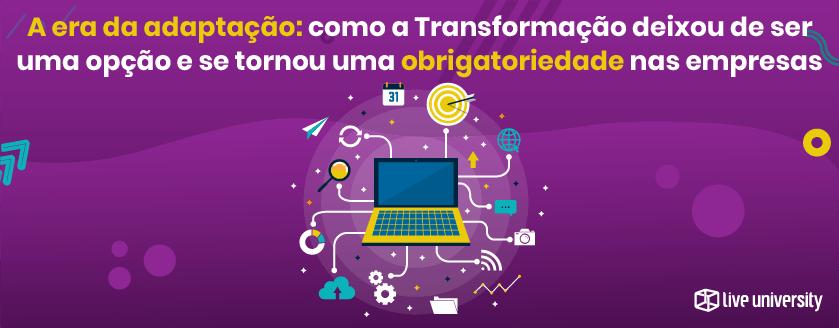 artigo sobre transformação digital