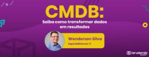 foto com imagem do entrevistado sobre o que é cmdb