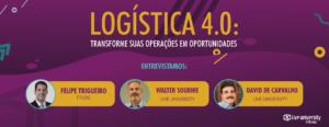 artigo sobre logística 4.0 com foto dos entrevistados